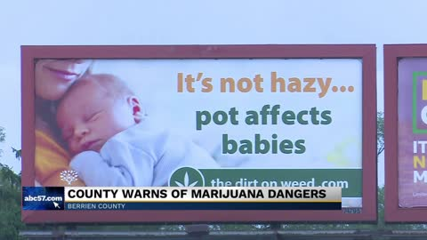 County warns of marijuana dangers